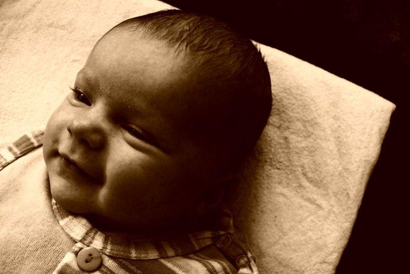 Unsere Tochter Alissa Kathleen