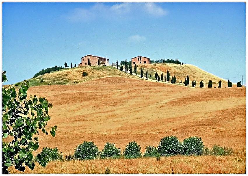 Unsere Vorstellung der Toscana