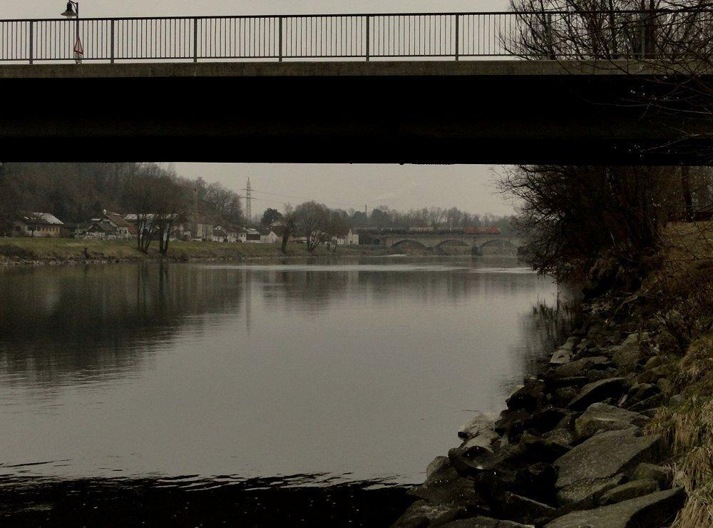 Unter Brücken ...