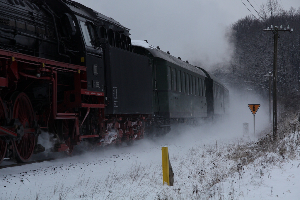 Unter Dampf