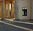 unter dem Brandenburger Tor