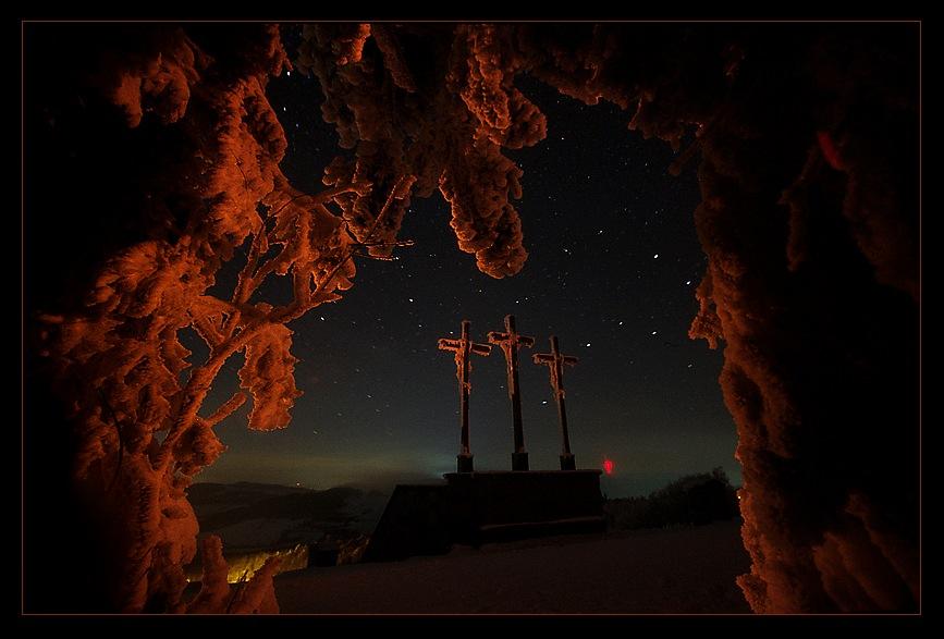 Unter dem Mantel der Nacht...