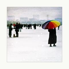 . unter dem regenbogen .