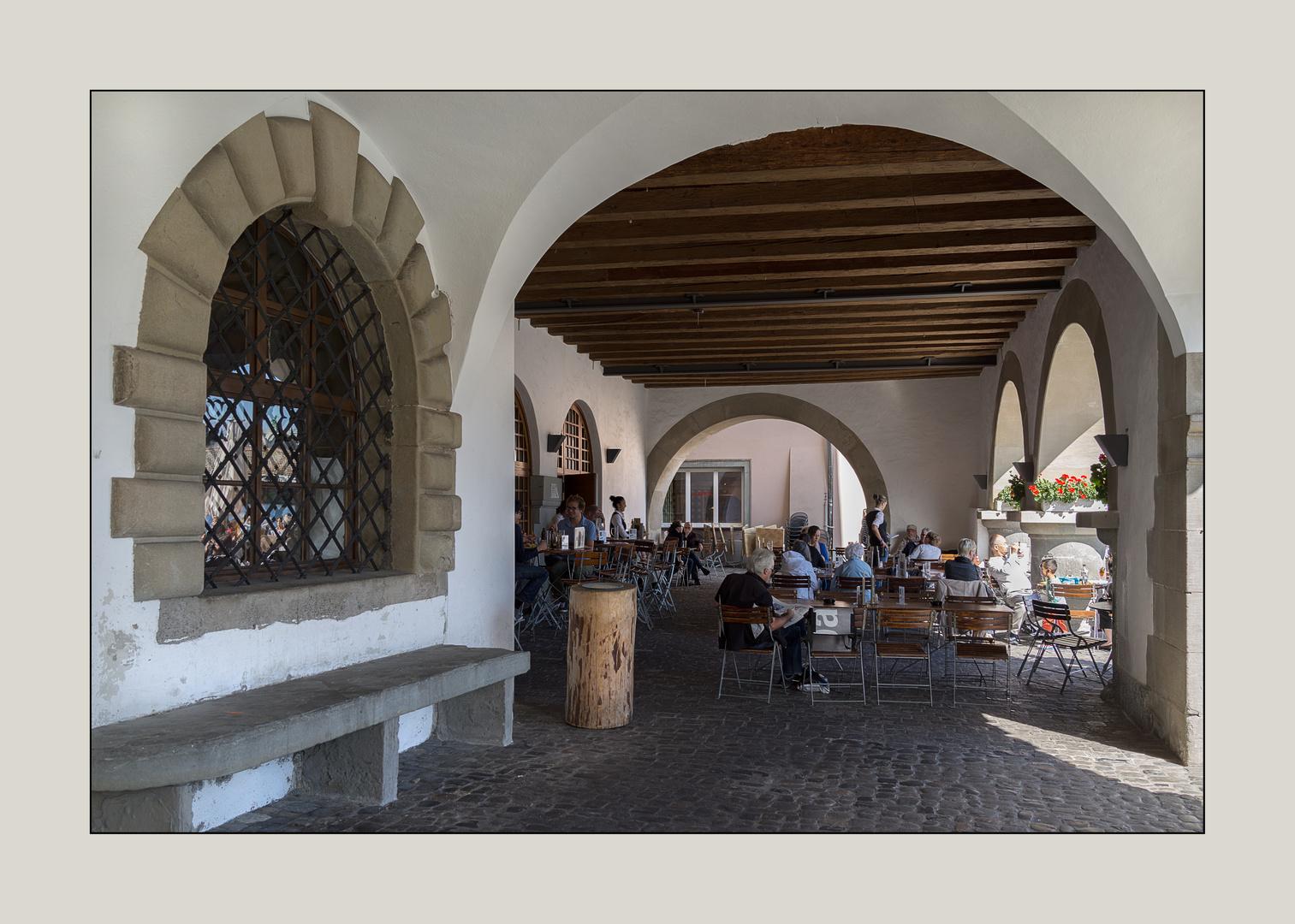 Unter der Egg in Luzern