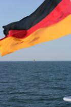 Unter Deutscher Flagge segeln