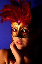 Unter einer Maske