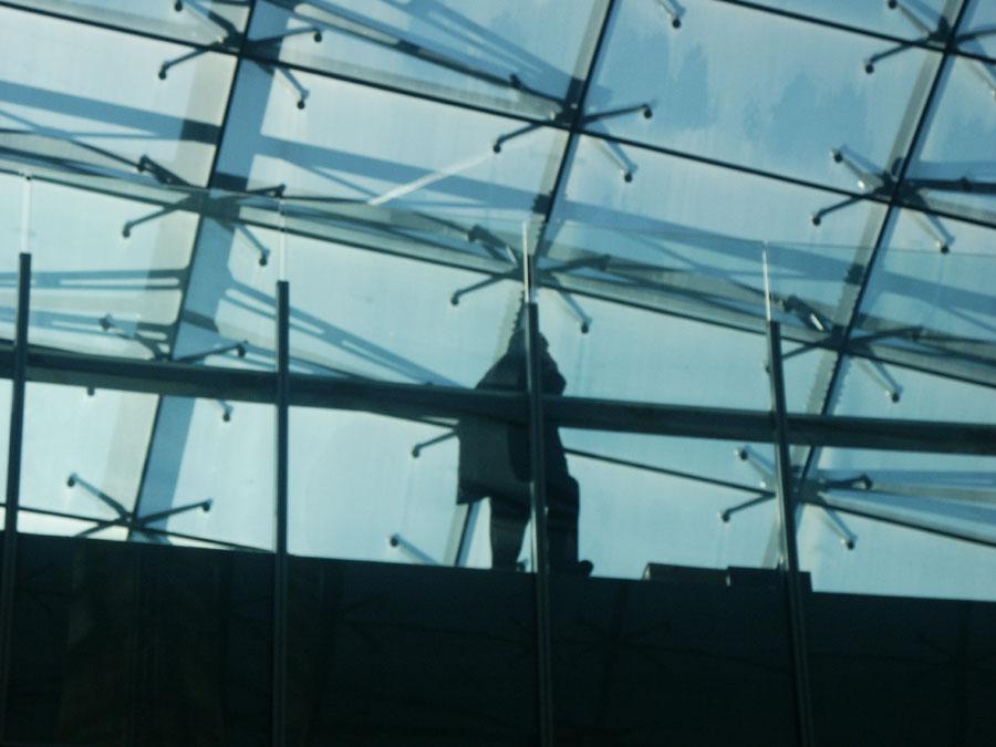 unter glas