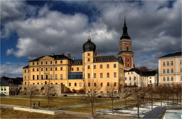 Untere Schloss Greiz
