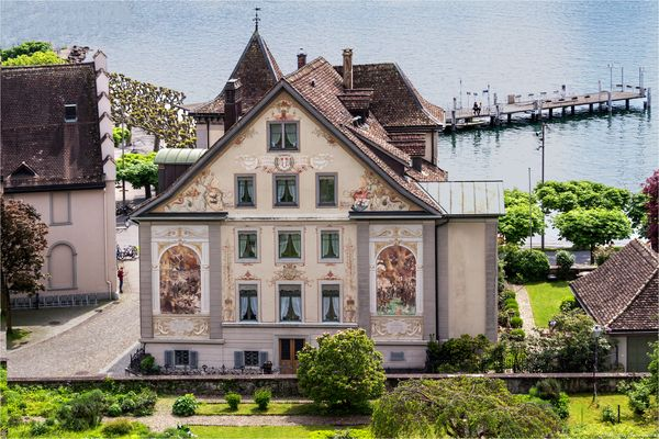 Unteres Curti-Haus Rapperswil