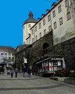 Unteres Schloss - Dicker Turm (in Siegen)