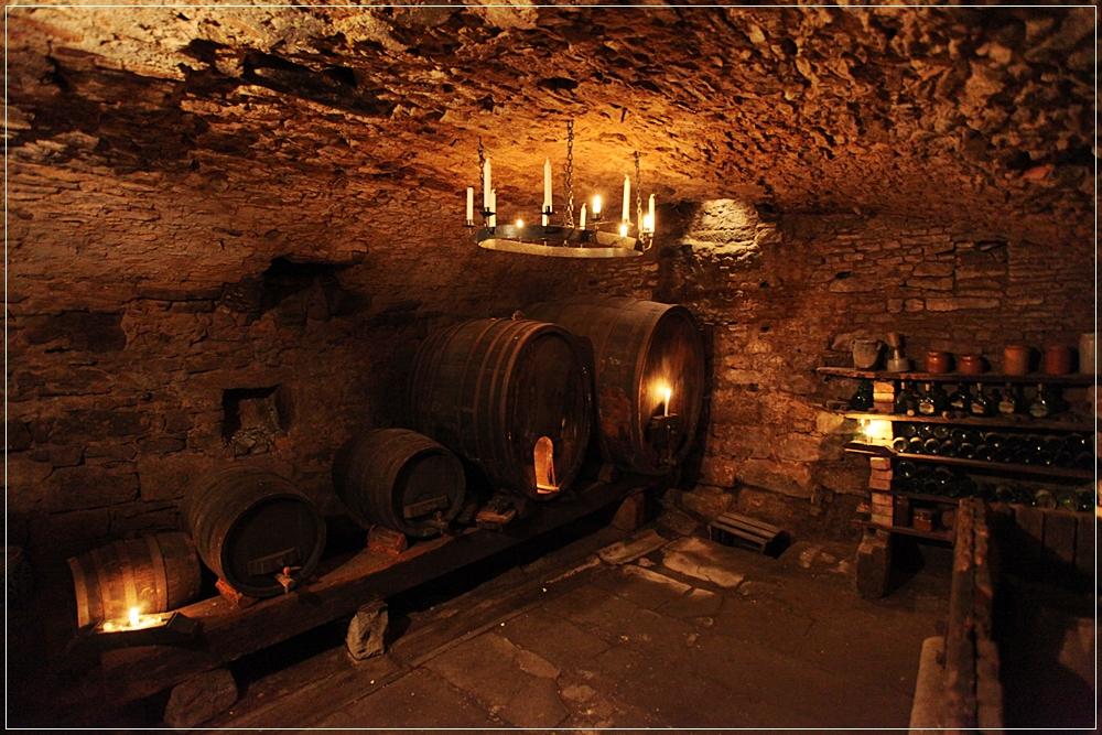 Unterfränkischer Weinkeller
