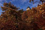 Unterhalb der Burg Nideggen