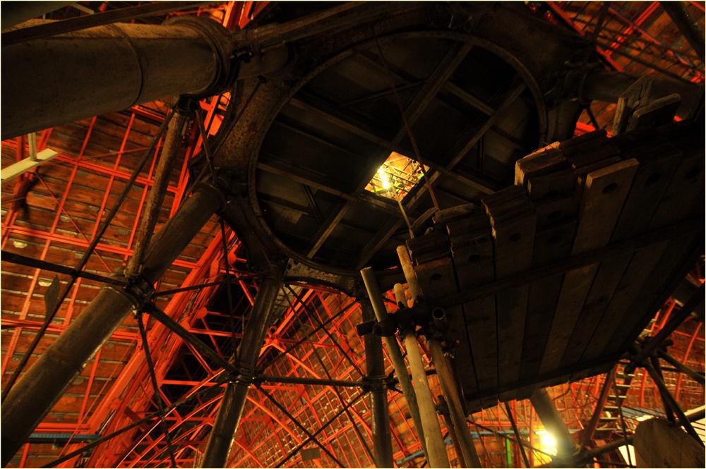 Unterm Dach vom Kölner Dom 2
