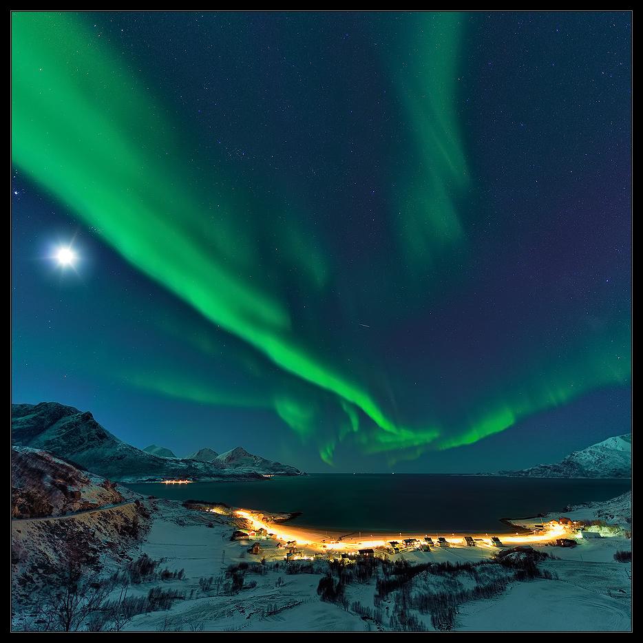 Unterm Nordlicht