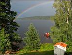 unterm regenbogen