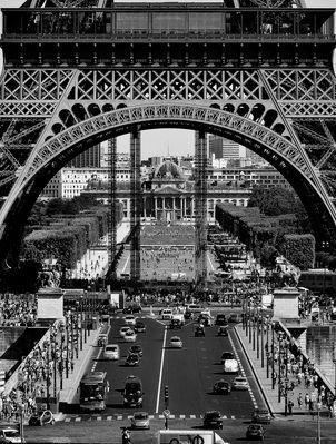 unterm Turm Eiffel