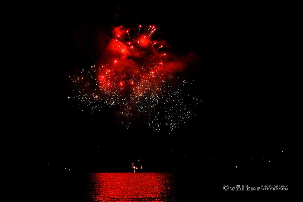 Untersee Feuerwerk