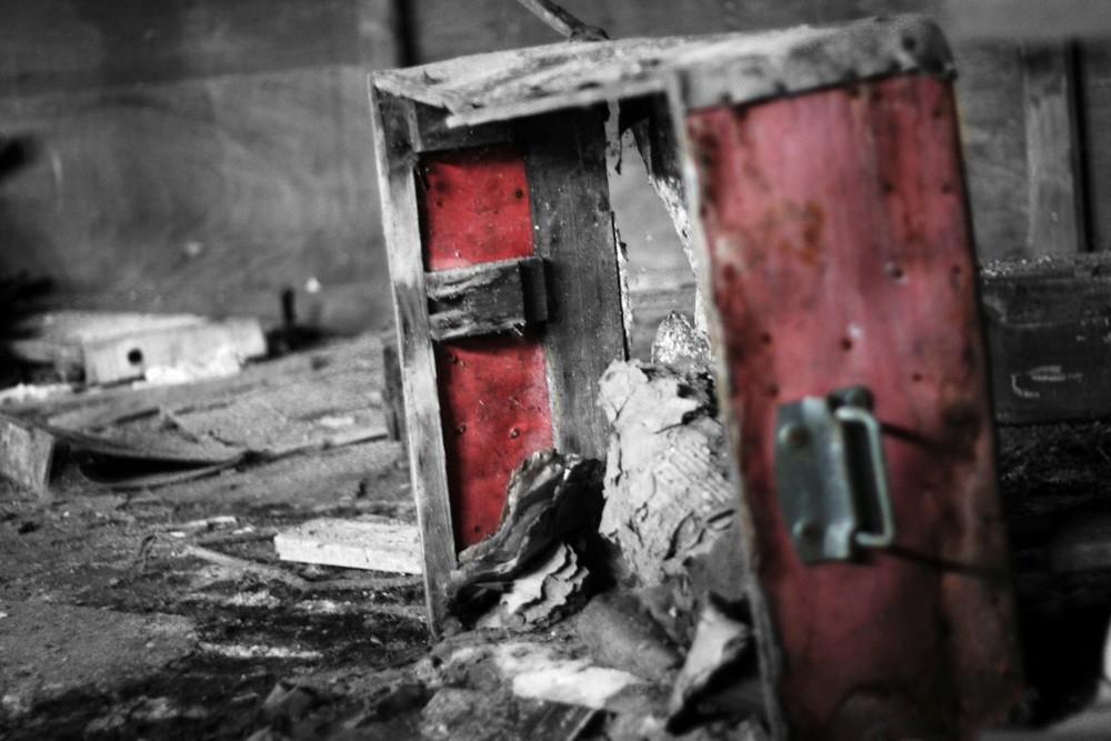 unterste Schublade....:-)