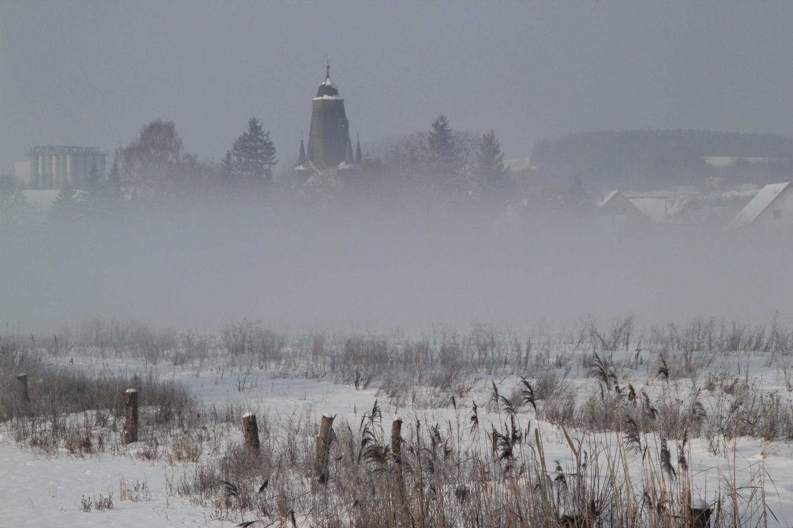 Untersuhl im Nebel