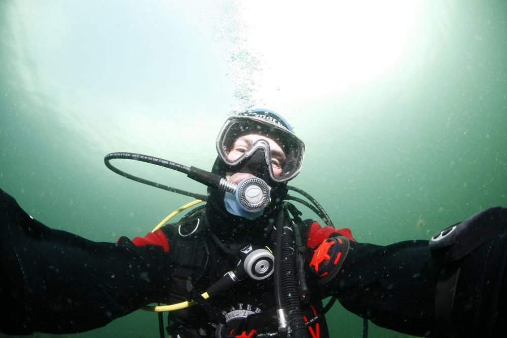 Unterwasser-Self