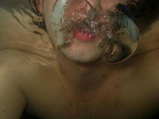 Unterwasseratmung