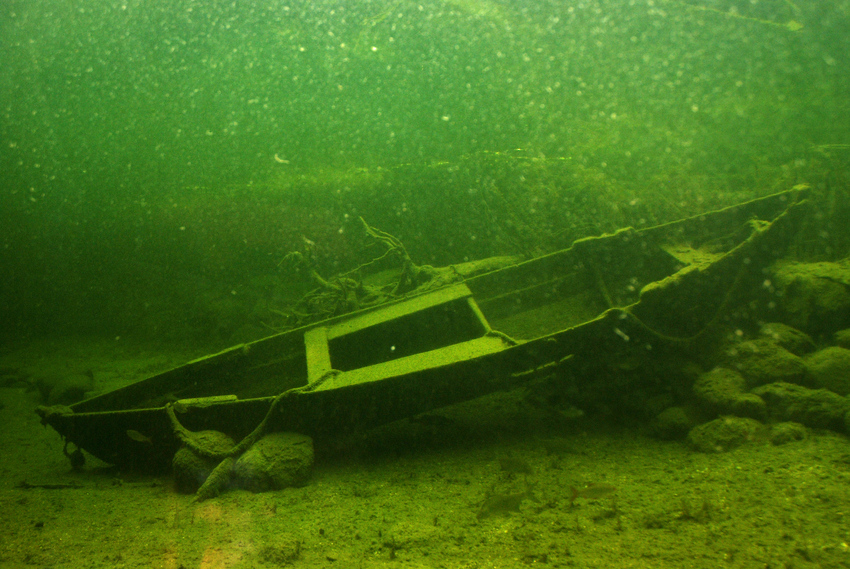Unterwasserboot......