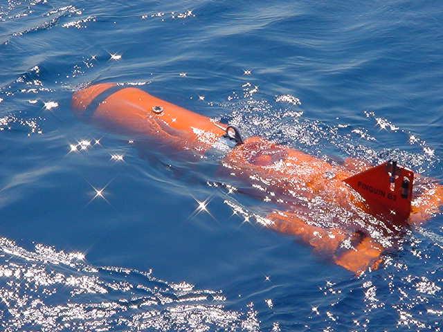 Unterwasserdrohne