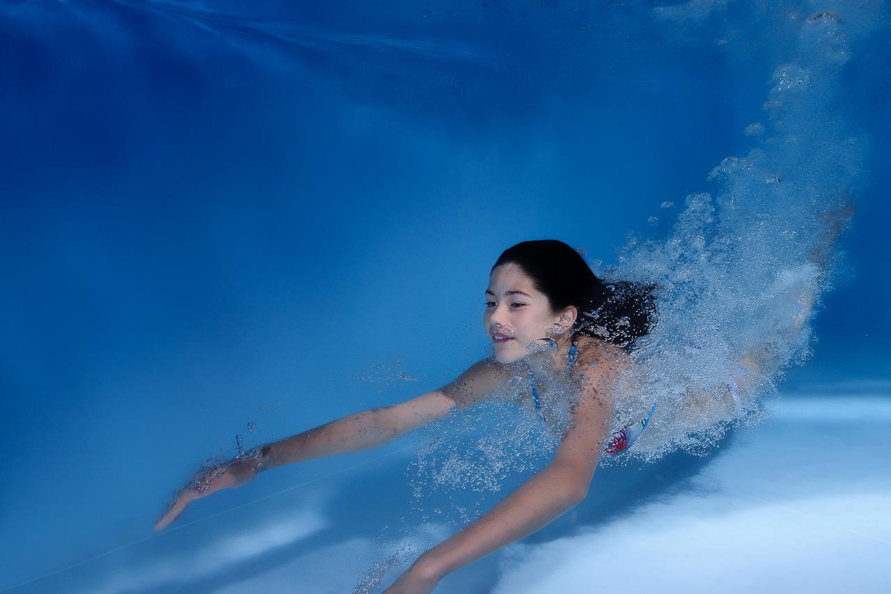 Unterwasserfotografie-Unterwasserfoto