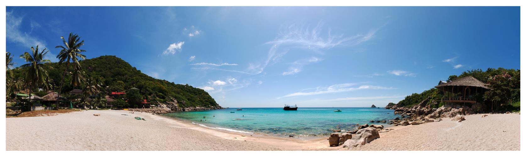 Unterwegs - Aow Leuk Bay