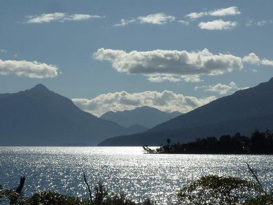 ... unterwegs auf der Südinsel Neuseelands
