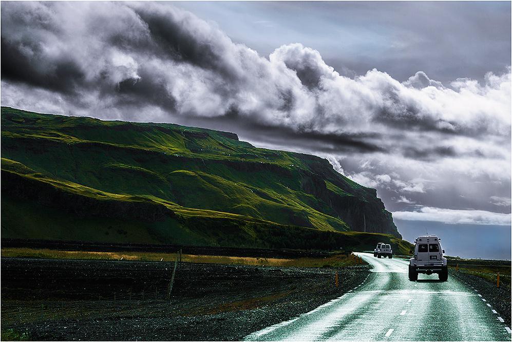 ...unterwegs auf Island II ...