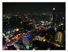 Unterwegs - Bangkok bei Nacht