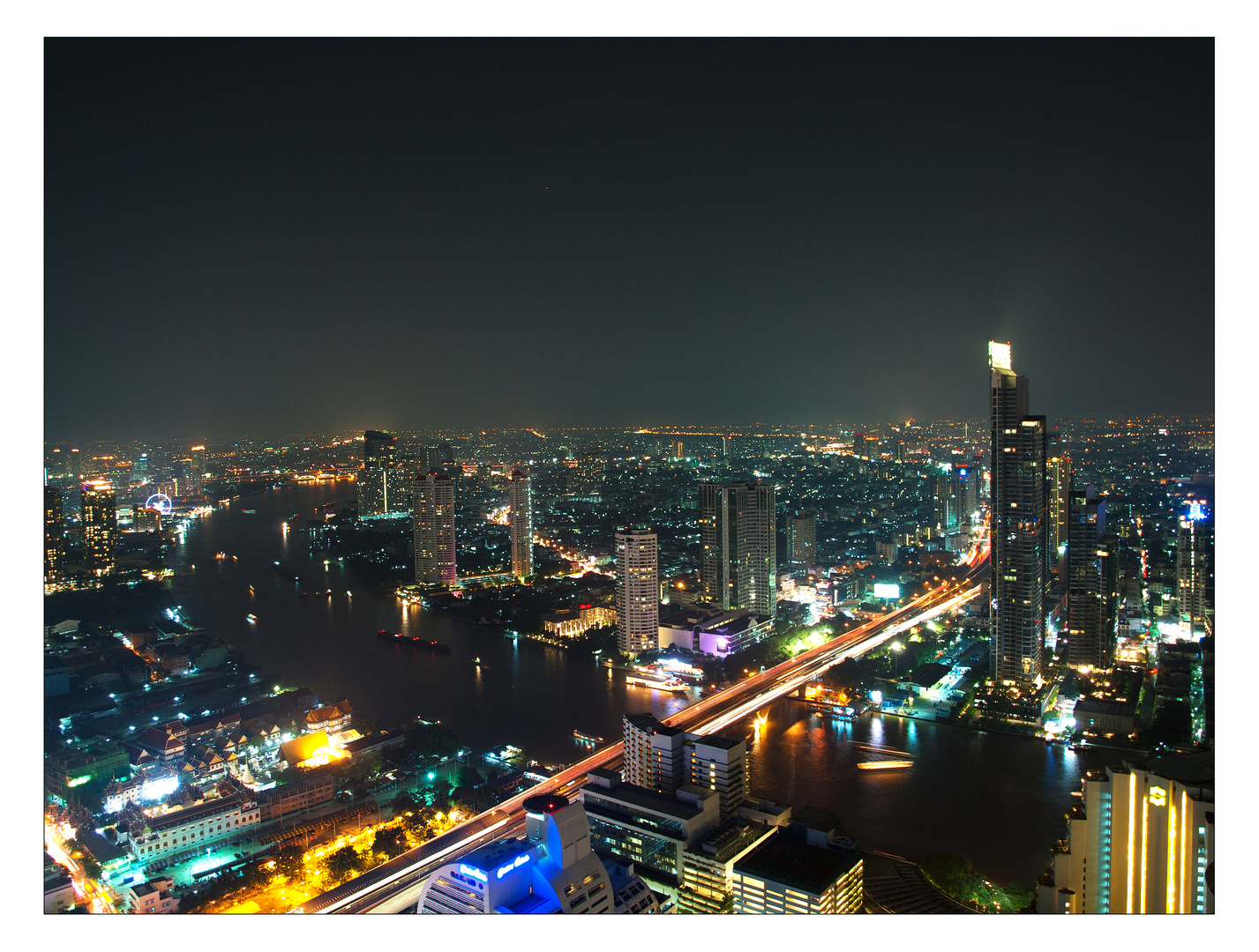 Unterwegs - Bangkok bei Nacht IV