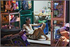 Unterwegs- Eine Nacht in Hanoi...