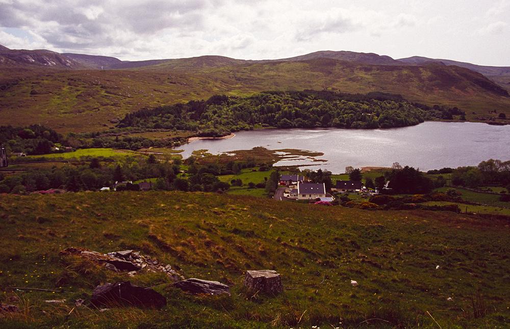 Unterwegs im County Donegal....