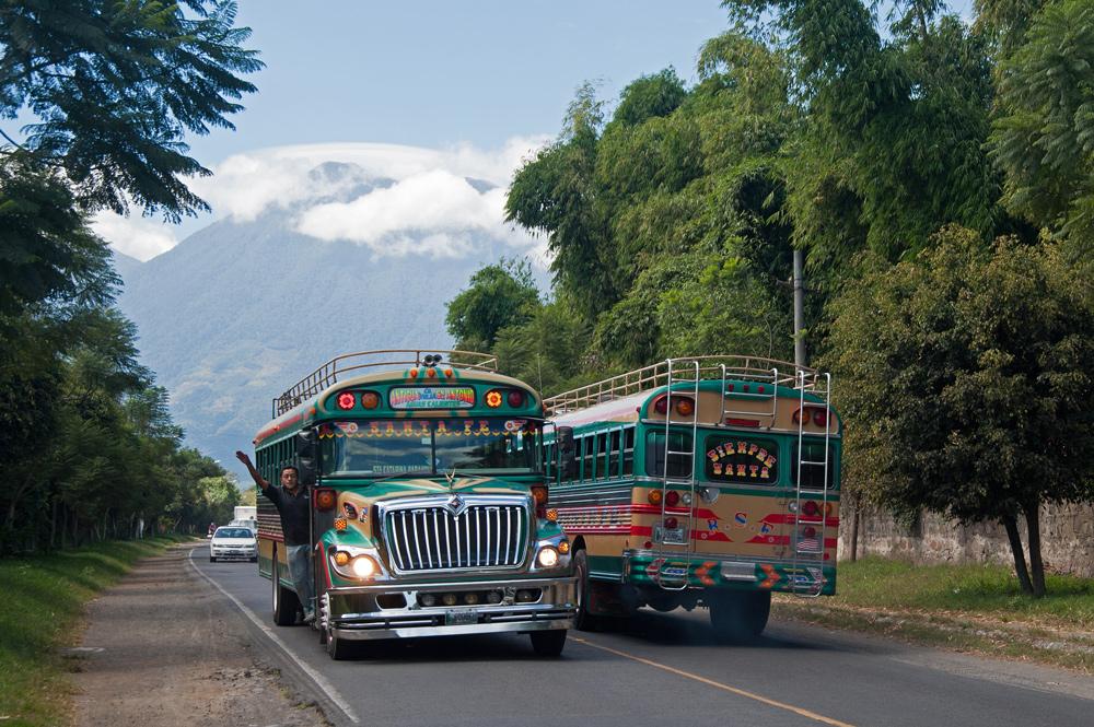 Unterwegs im Land der Vulkane ~ 2 ~