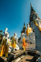 Unterwegs in Ayutthaya