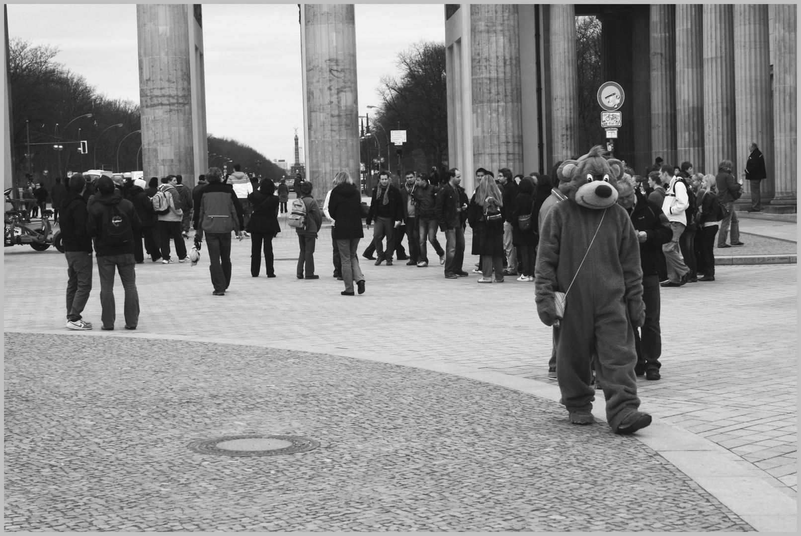 Unterwegs in Berlin Teil 1
