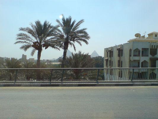Unterwegs in Cairo