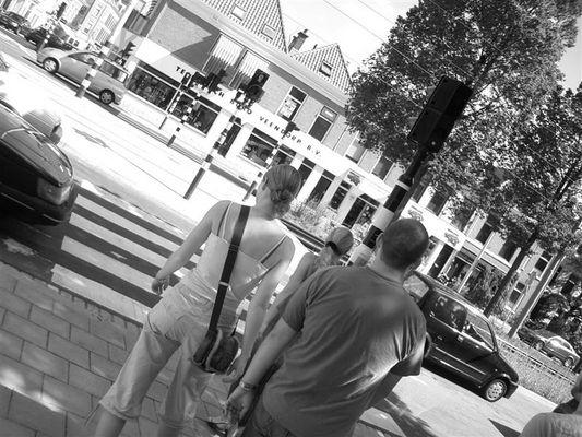 Unterwegs in Den Haag