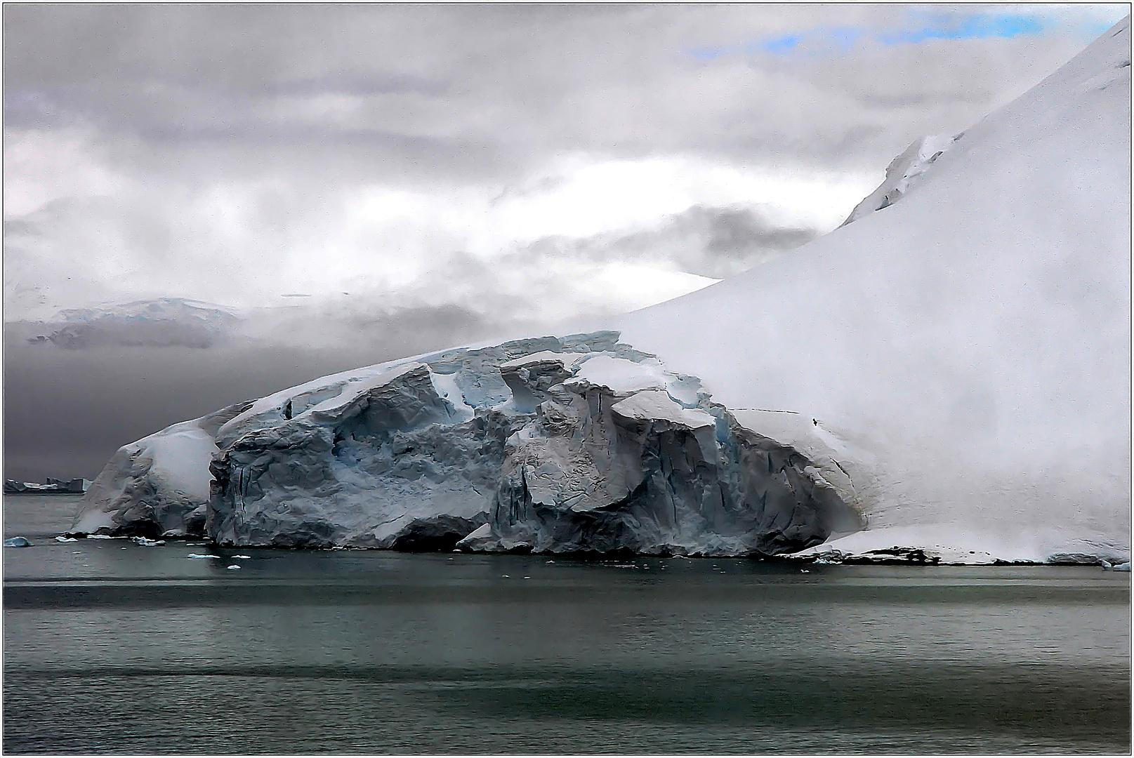 unterwegs in der Antarktis