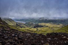 unterwegs in der Þórsmörk