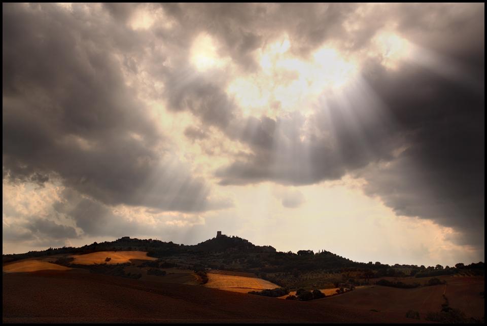 Unterwegs in der Toscana