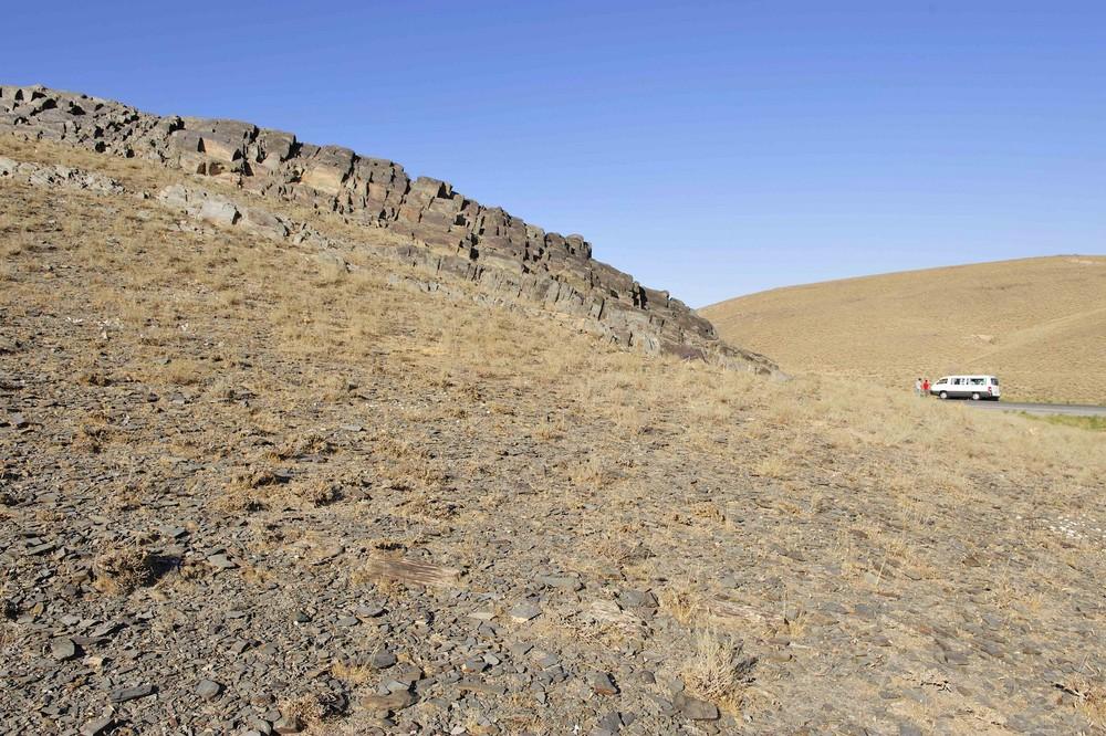 Unterwegs in der Wüste Kysylkum