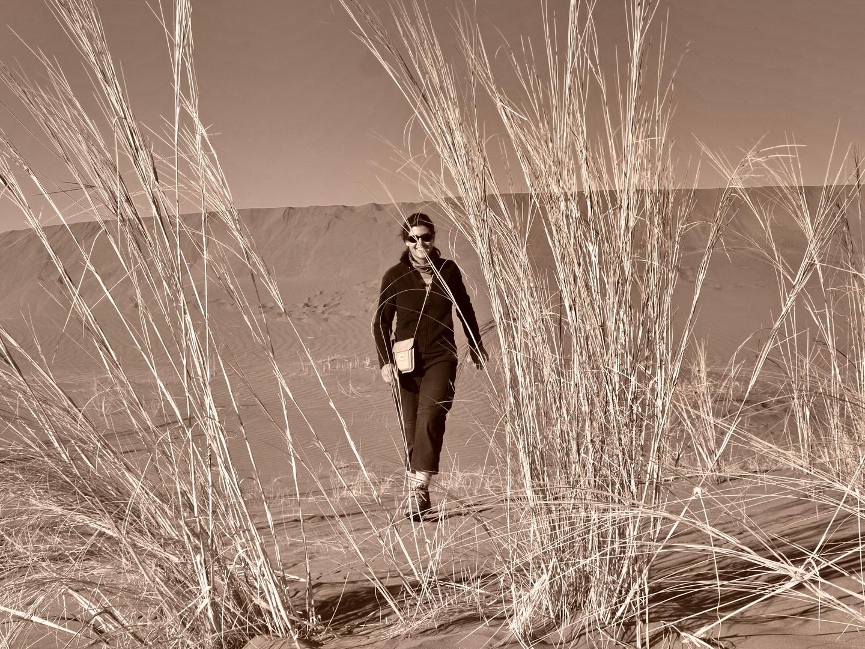 Unterwegs in der Wüste Namib