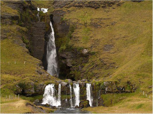 Unterwegs in Fljótshlíð