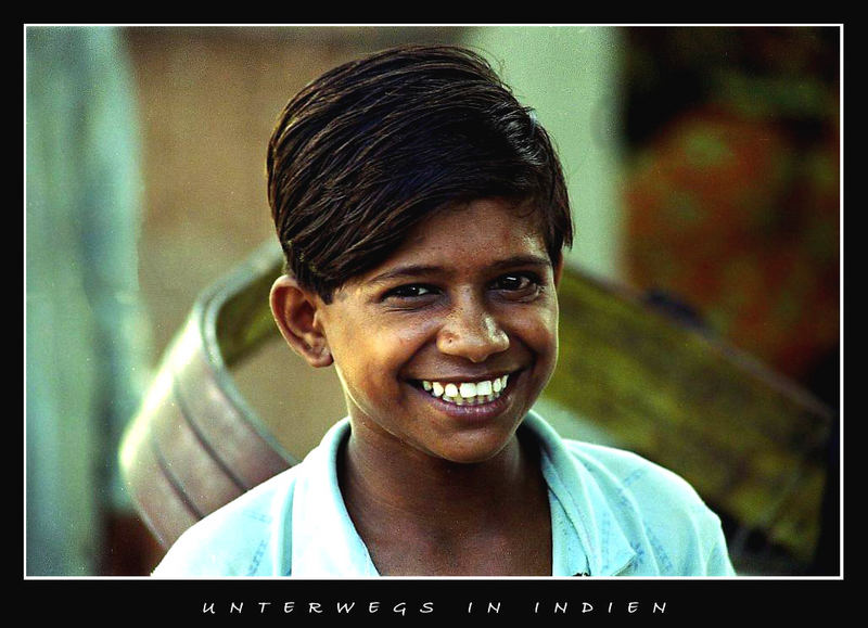 unterwegs in Indien 1
