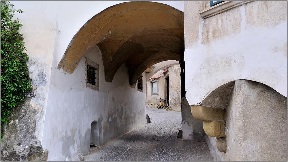 ... unterwegs in Klosterneuburg ...