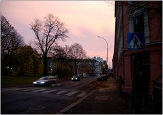 ... unterwegs in Oslo ...
