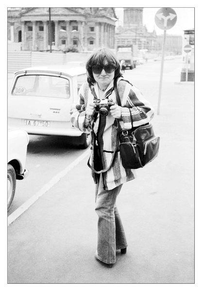 unterwegs in Ostberlin  1979